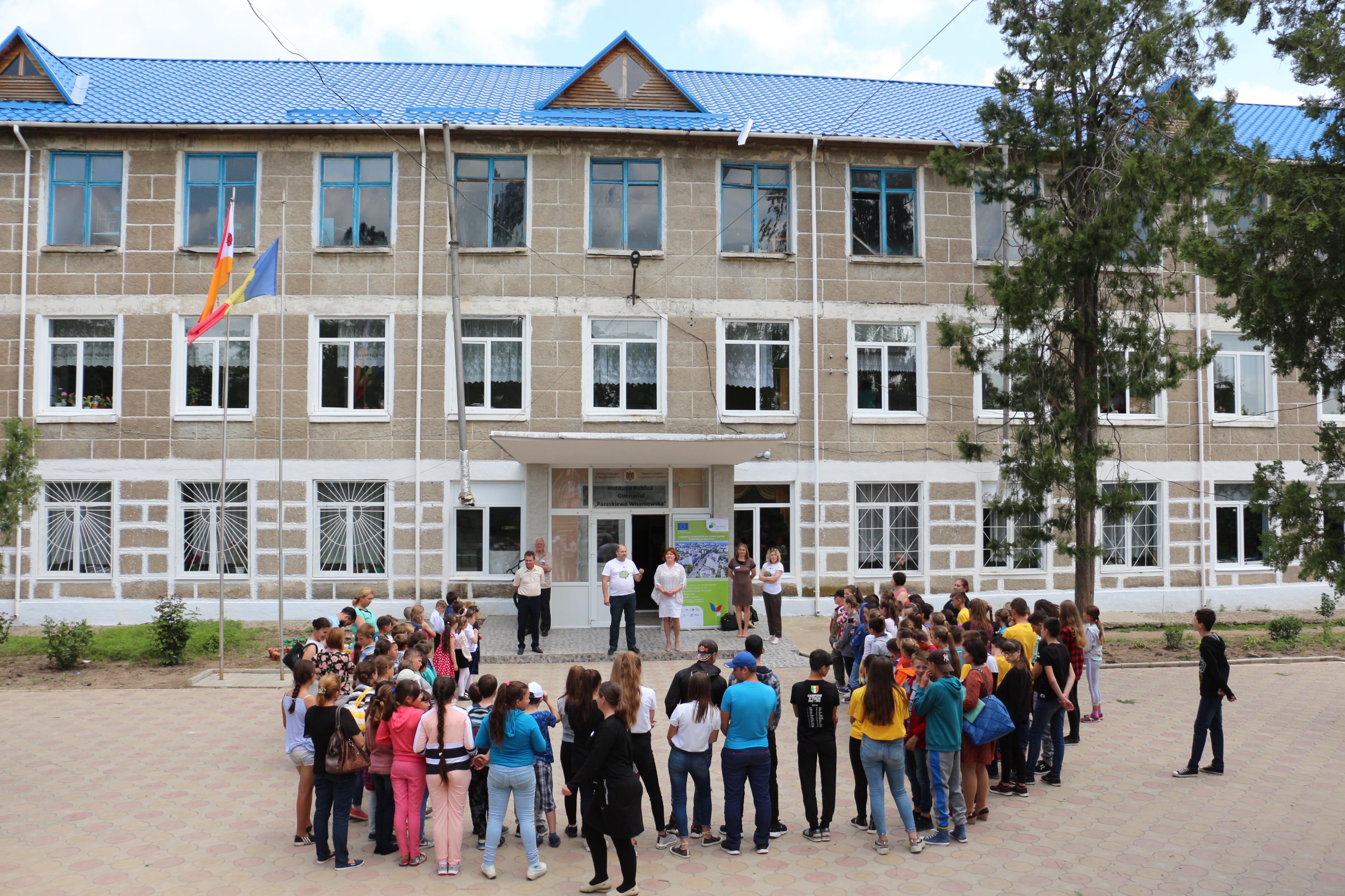 Ziua Energiei în satul Vișniovca, raionul Cantemir. 29 mai, 2019
