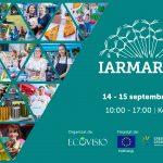 14-15 septembrie: IarmarEco aduce peste 200 de expozanţi, organizaţii şi iniţiative civice