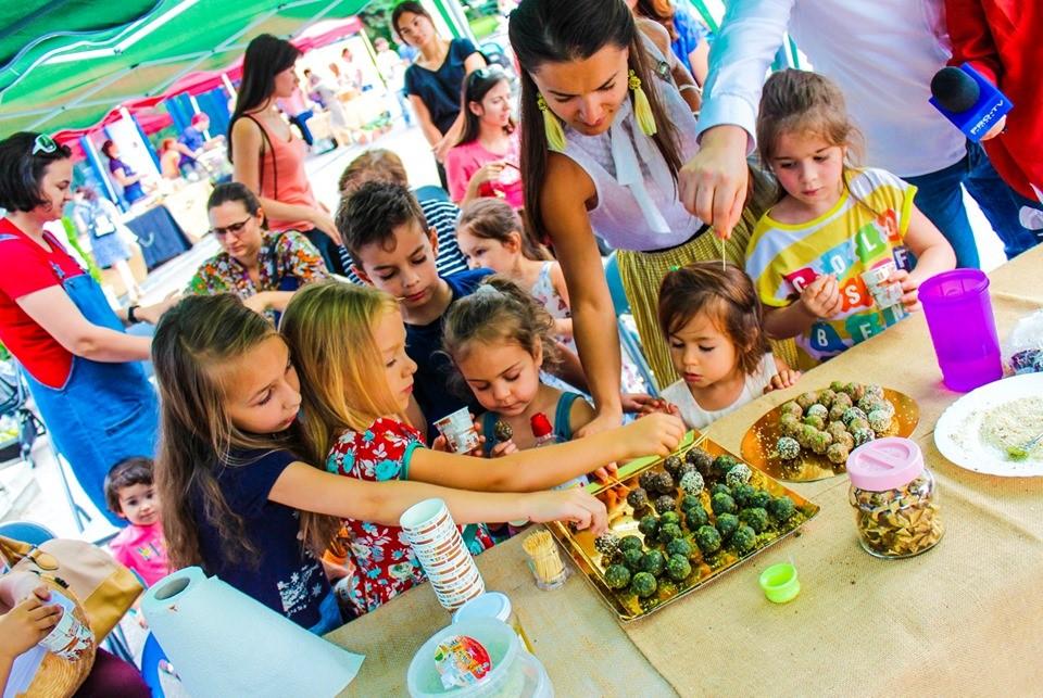 IarmarEco aduce peste 200 de expozanţi, organizaţii şi iniţiative civice