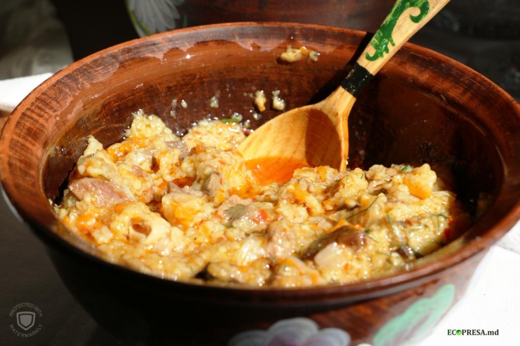 Din bucătăria găgăuză