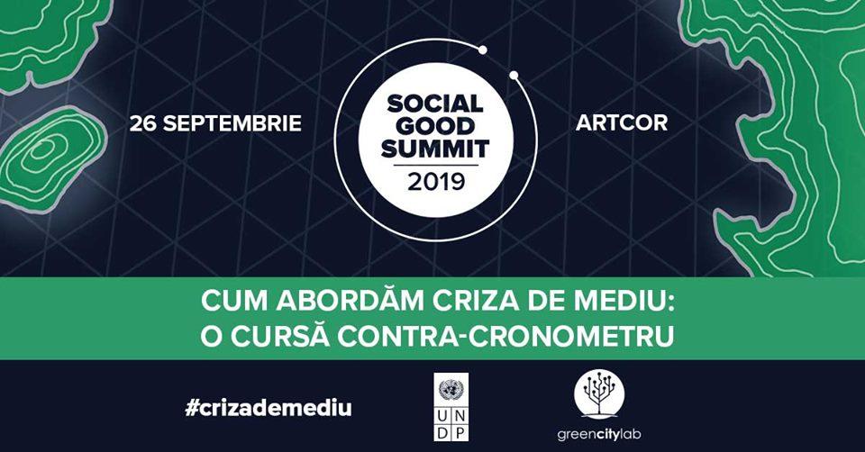 Social Good Summit: în căutarea soluţiilor la criza de mediu