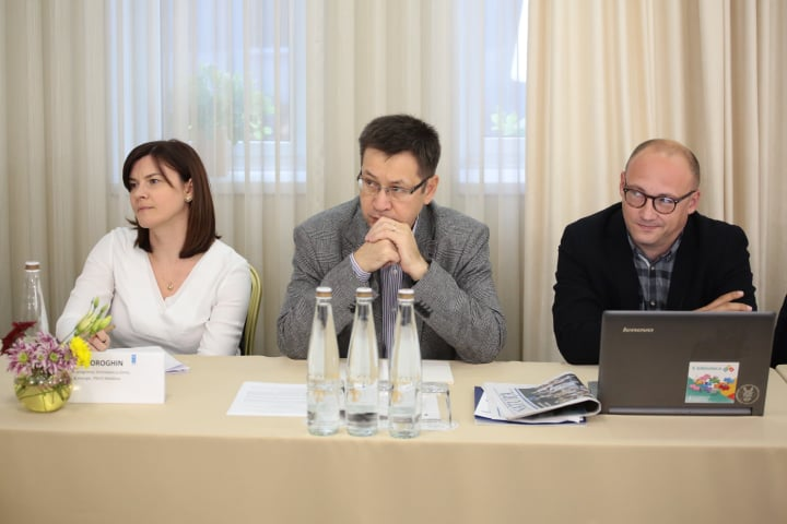 Club de presă dedicat provocărilor climatice în Republica Moldova, consecințe și investiții