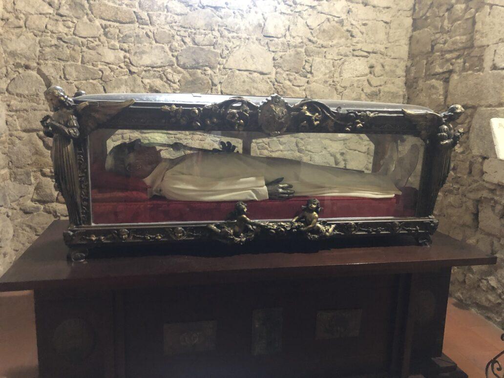 Corpul lui Gioacchino di Fiore