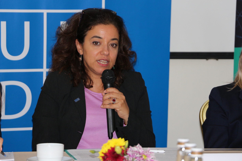 Dima Al-Khatib, Reprezentantă Rezidentă, PNUD Moldova