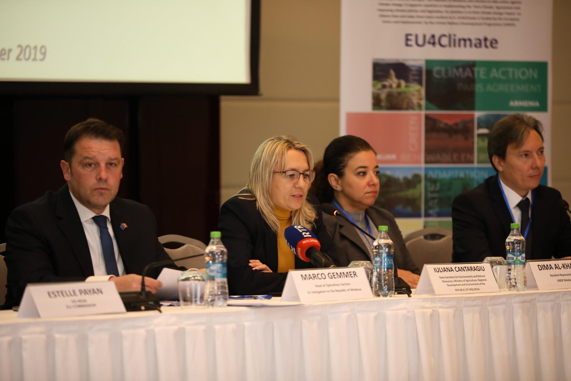 EU4Climate: Schimbările climatice ar putea deveni ireversibile; adaptarea este soluția