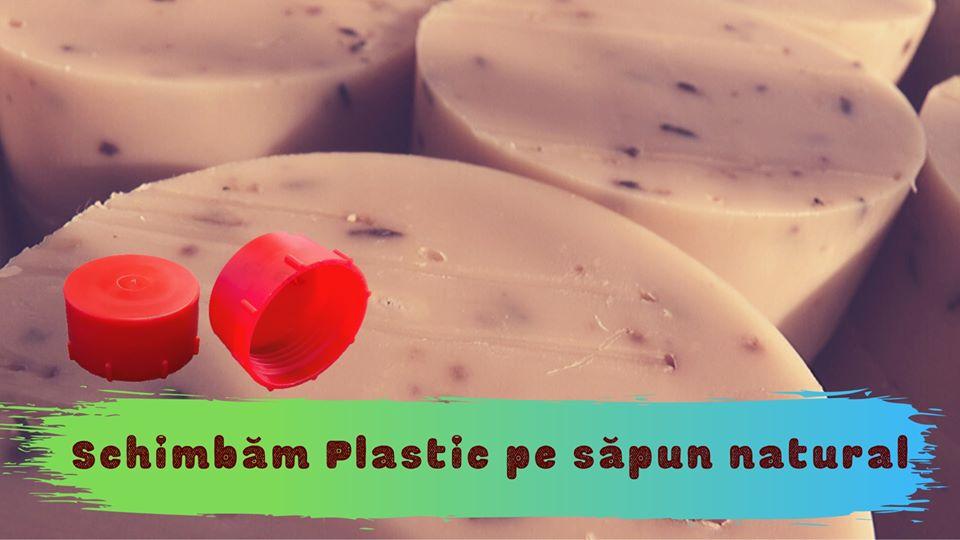 Schimbă plasticul pe săpun natural