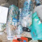 /FOTO. VIDEO/ Deșeuri medicale, depozitate sub cerul liber în curtea unui spital din Capitală
