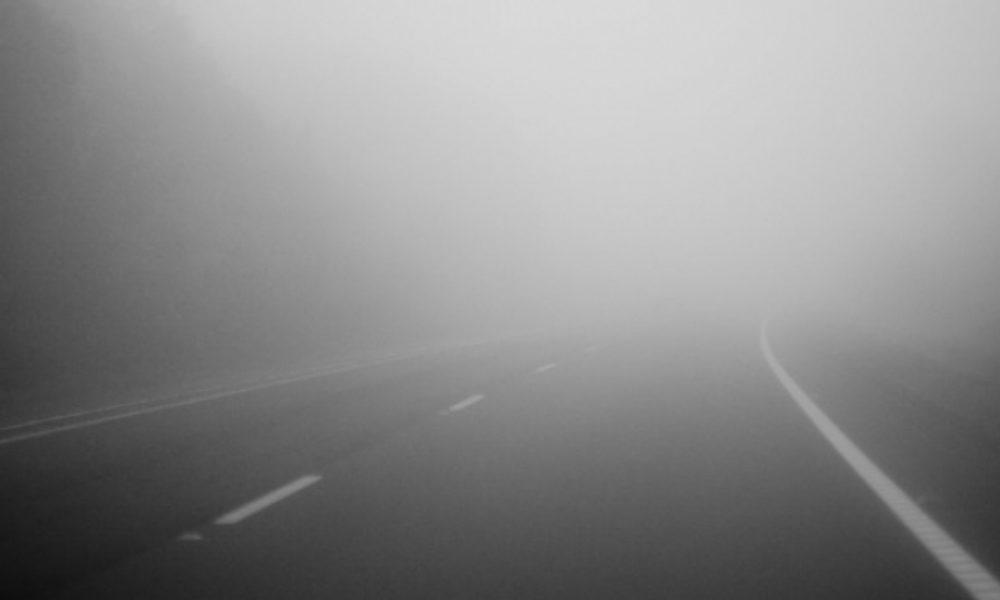 Avertizare METEO: Cod galben de ceață în toată țara