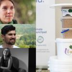 """Ask a Worm: tinerii care """"pregătesc"""" hrană pentru viermi și promovează compostarea urbană"""