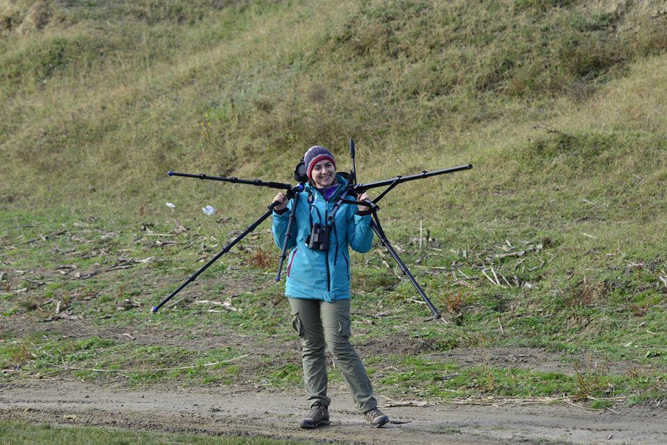 /FOTO/ Prietenii păsărilor din Moldova