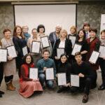 Au învățat să fie mai buni. 25 de ghizi din Moldova au participat la cursurile acreditate de Federația Mondială a Asociațiilor Ghizilor de Turism