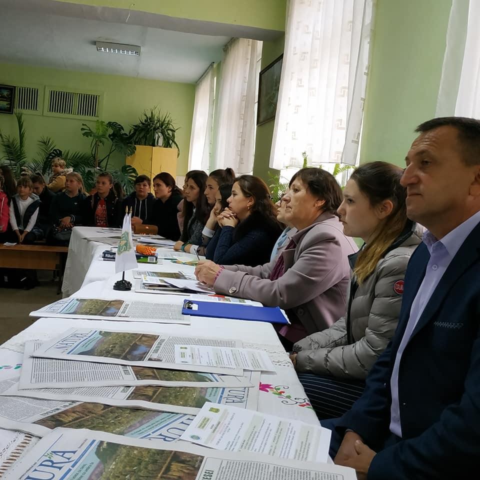 Conferinta ecologica, la Mascauti