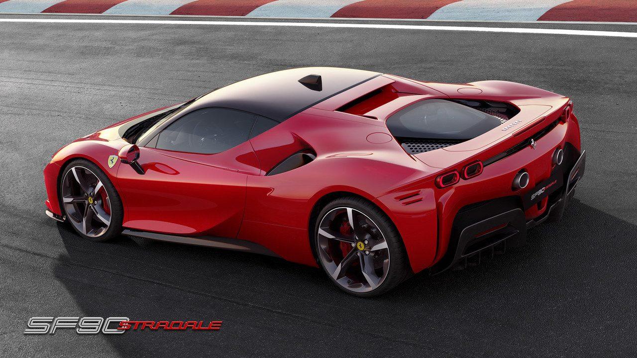 Când va fi scos pe piață primul model de Ferrari complet electric