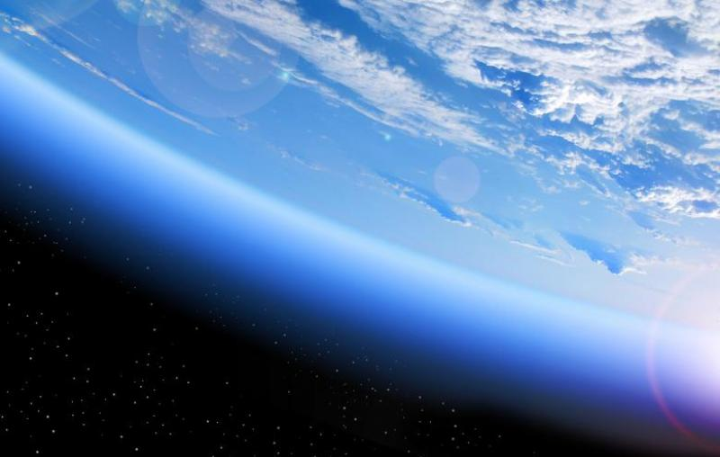 Pământul văzut din spațiu. Foto: Guliver/GettyImages