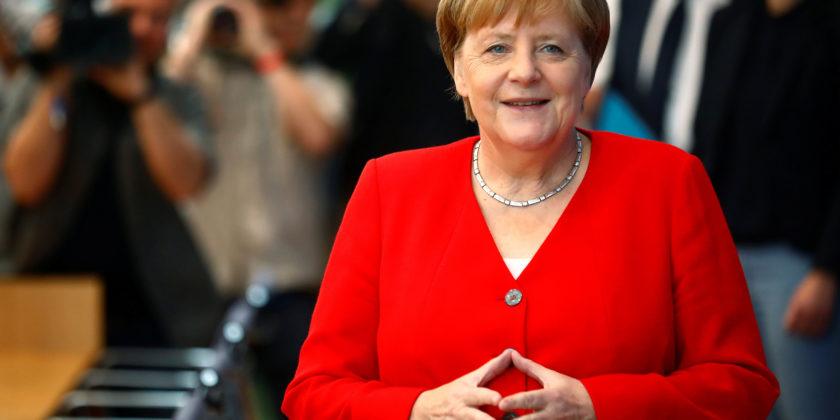 Merkel, mesaj de Anul Nou: Încălzirea globală este cauzată de om și lupt cu toată puterea pentru a o combate