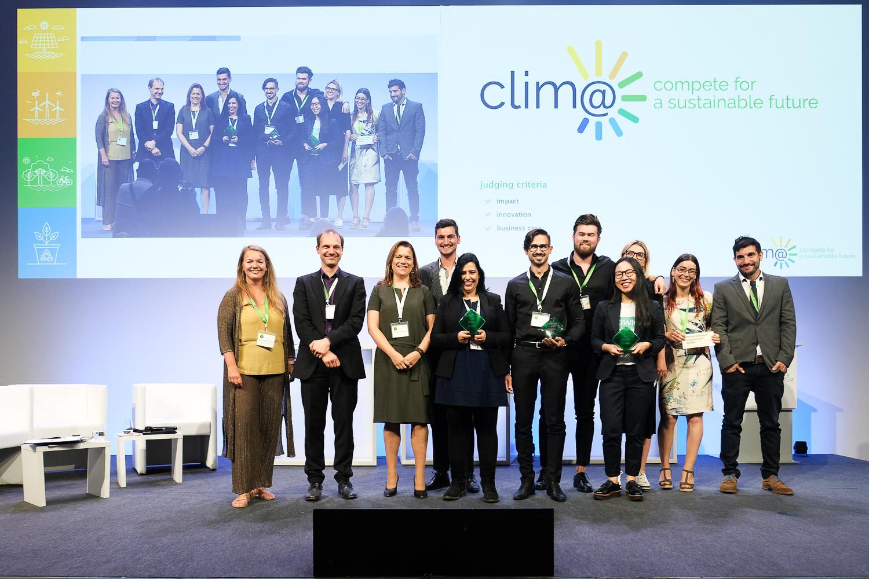 Dezvolți o idee care se adresează problemelor climei? Participă la clima@ și câștigă premii valoroase
