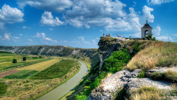 FOTO/ Rezervația Orheiul Vechi, cartea de vizită a R. Moldova. Cum tinerii au învățat să iubească și să promoveze patrimoniul local
