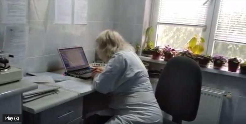 Laboratorul de referință al Agenției de mediu din Chișinău. Sursa: anticoruptie.md
