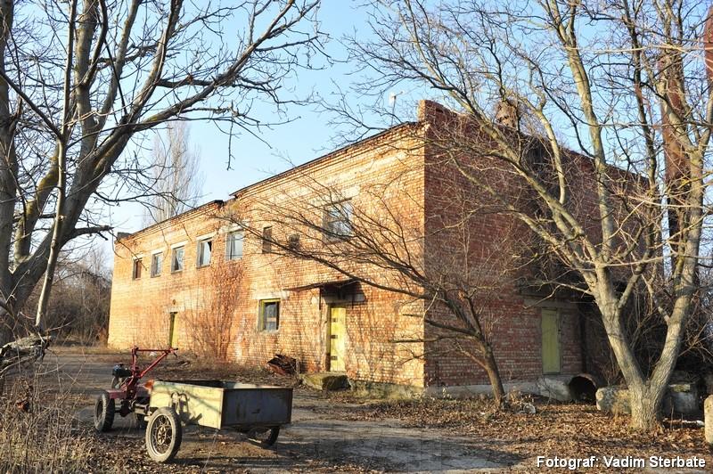 Stația de epurare din Țekinovka, raionul Iampol, regiunea Vinița, Ucraina, care deservește orașul moldovenesc Soroca, nu funcționează de deceni. Sursa: anticoruptie.md