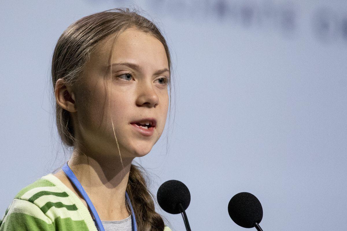 """Greta Thunberg critică """"pretinsa"""" calitate de lider a Uniunii Europene în combaterea schimbărilor climatice"""
