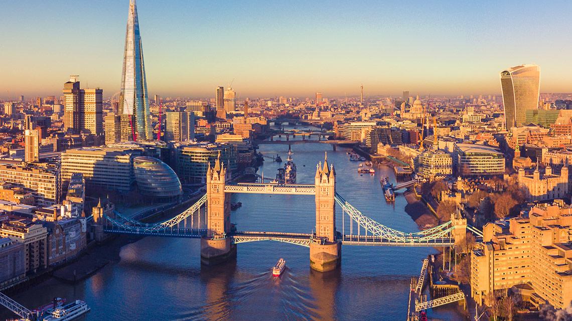 STUDIU/ Londra, cel mai poluat oraș cu microplastic