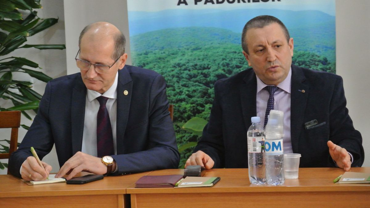 """Agenția """"Moldsilva"""" are un nou director. Cine este el"""