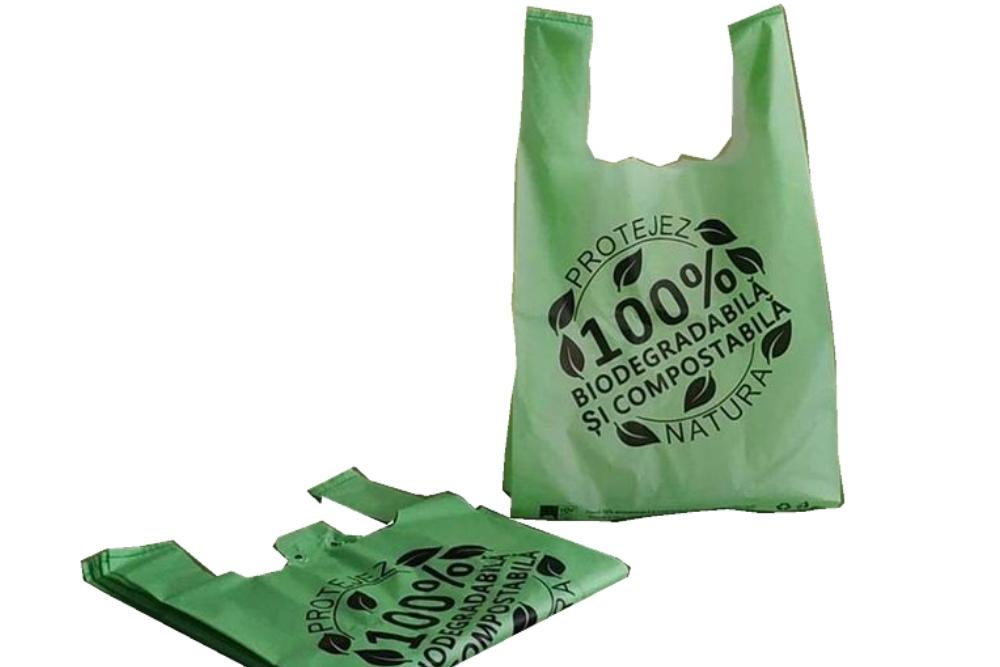 Pungi biodegradabile: Din ce sunt făcute și cum se descompun