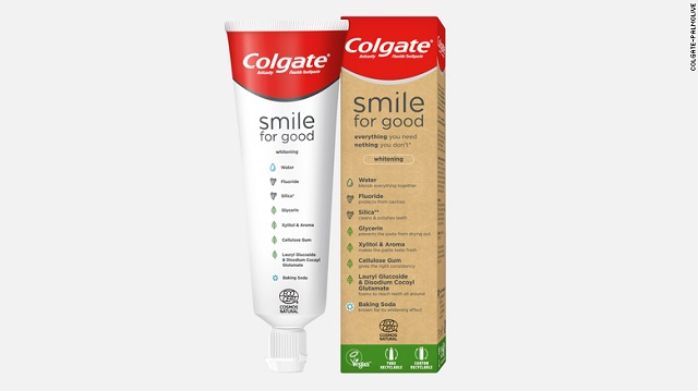 Colgate a finalizat tubul de pastă de dinți reciclabil la care lucra de peste cinci ani, o premieră a industriei