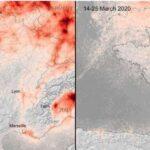 Coronavirus: Măsurile de izolare oferă oraşelor din Europa un aer mai curat
