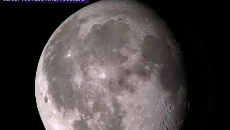 """""""Luna Râmelor"""", fenomenul astronomic care va fi vizibil, luni seară, cu ochiul liber"""