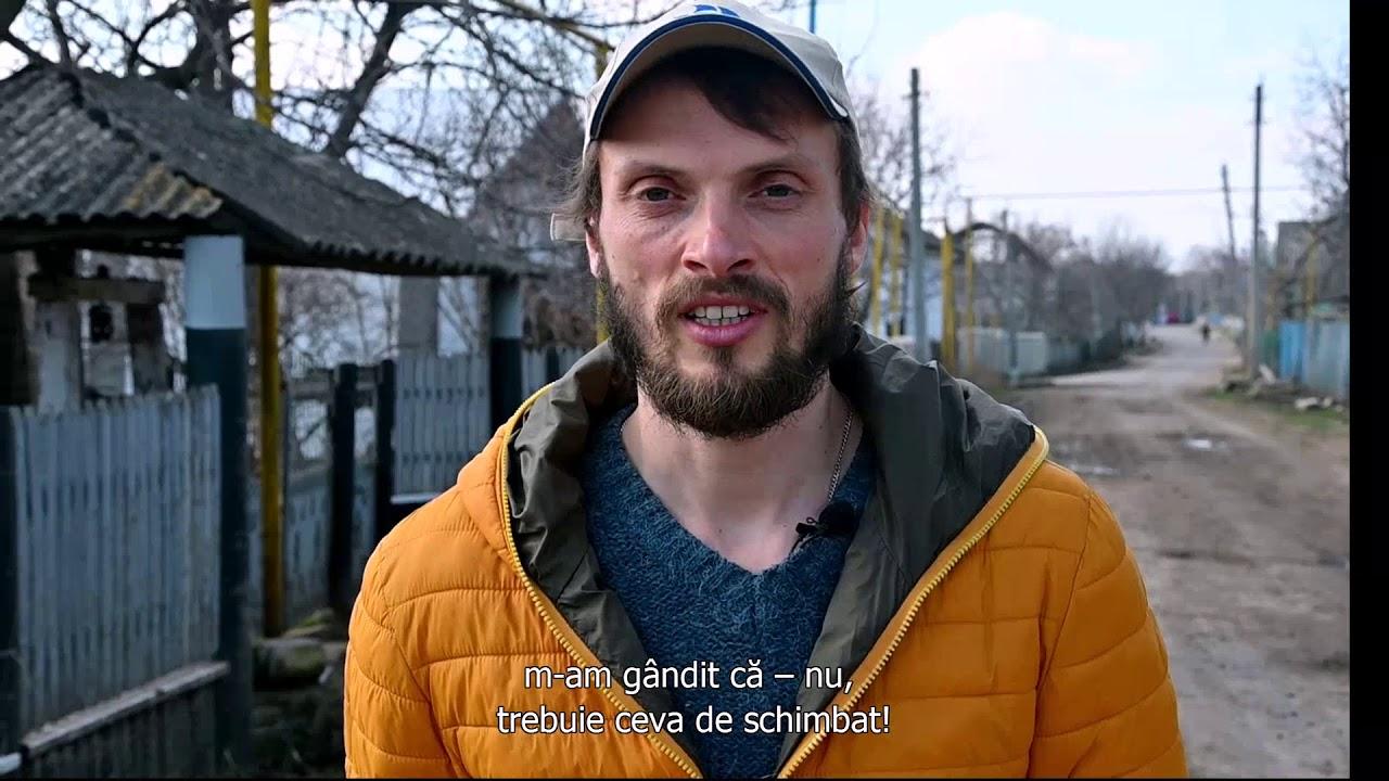 VIDEO/ Un sat mai curat și fără gunoiști spontane