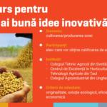 Concurs: Se caută cele mai inovative idei de cultivare a soiei