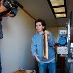 FOTO. VIDEO/ A schimbat o carieră în telecomunicații pe una de apicultoare. Povestea Nataliei Porhun