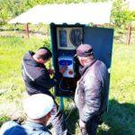 Echipament modern de pompare a apei potabile, instalat în 10 localități