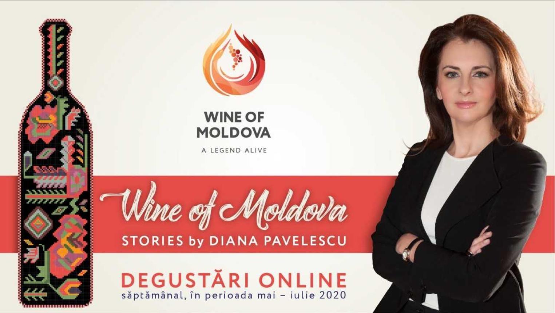 Wine of Moldova Stories: Oficiul Național al Viei și Vinului lansează o campanie de promovarea a vinurilor pe piața românească