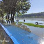 Motoarele stației de pompare a apei în Chișinău ar putea fi inundate