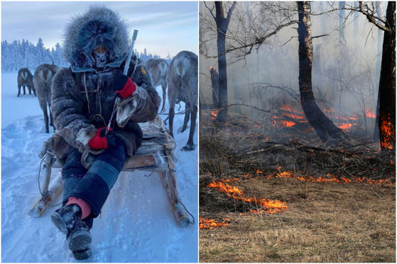 Temperaturi record şi incendii extinse la Cercul Arctic. Ce spun experţii despre maximul termic atins: Ar trebui să fim îngrijoraţi?