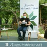 """A fost lansată campania """"UE pentru Moldova rurală"""""""