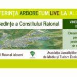 Eveniment Arboretum.live. Experții explică cum facem o strategie locală de împădurire și beneficiile ei