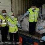Deşeuri toxice din România descoperite într-un port din Malaezia