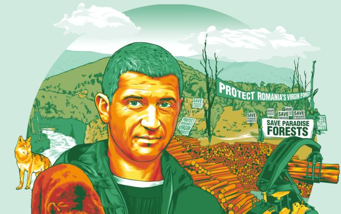 Record de apărători ai mediului omorâţi anul trecut, în Europa