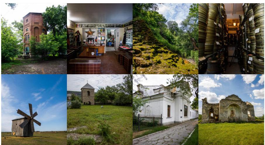 Ajută la selectarea a 10 monumente cultural-istoric, care vor fi restaurat din fonduri europene
