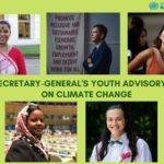Un tânăr din R. Moldova -membru al Grupului Consultativ de Tineret pe Schimbări Climatice pe lângă Secretarul General al ONU
