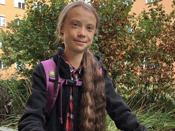 Greta Thunberg se întoarce la şcoală, după un an de campanie pentru combaterea schimbărilor climatice