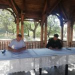 FOTO/ Acord de colaborare între Rezervația Orheiul Vechi și  Administraţia Naţională a Penitenciarelor. Ce vor face deținuții în aria protejată