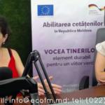 """UE-GIZ// Eco FM a lansat proiectul:""""VOCEA TINERILOR – element durabil pentru un viitor verde"""""""