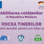 "UE-GIZ// ""VOCEA TINERILOR – element durabil pentru un viitor verde"""