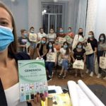 """""""Fii erou la tine acasă – sortează!"""". Campania unor tineri din Criuleni prin care promovează colectarea separată a plasticului"""