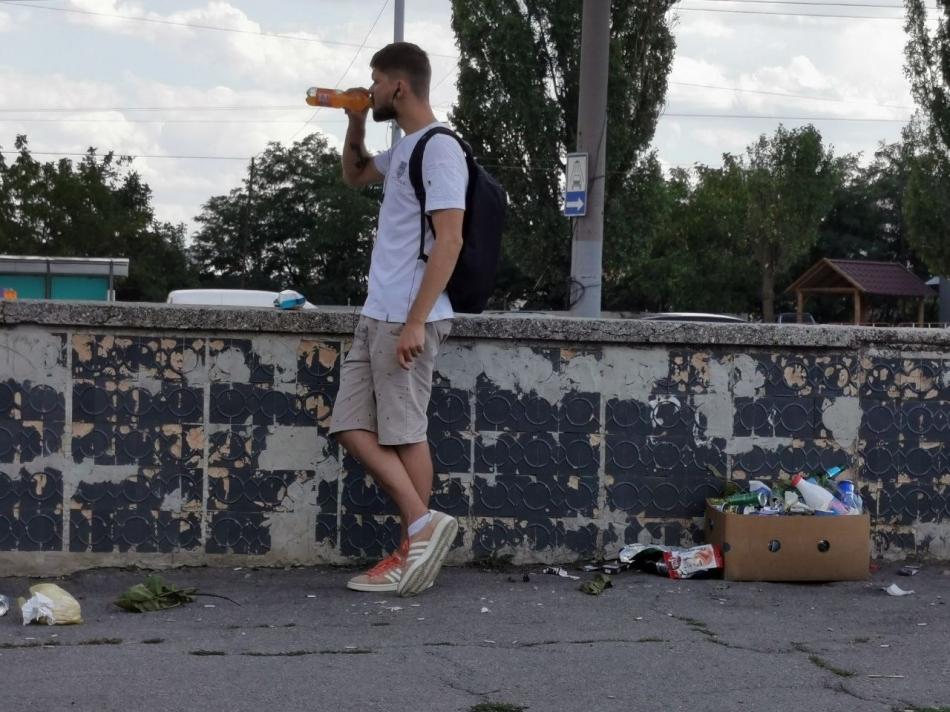 Persoanelor care fac dezordine în spațiile publice vor fi sancționate. Amenzile pe care le vor primi