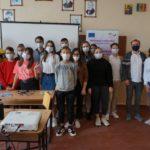 Instruiri pentru tinerii din  Făleşti, Ştefan Vodă, Sângerei şi Anenii Noi